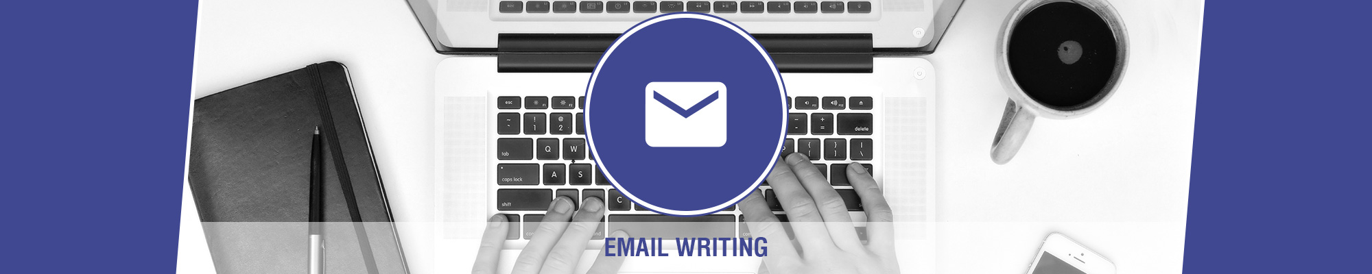 Anglokom Corporate Language Training in Bangkok - Email Writing in English Banner