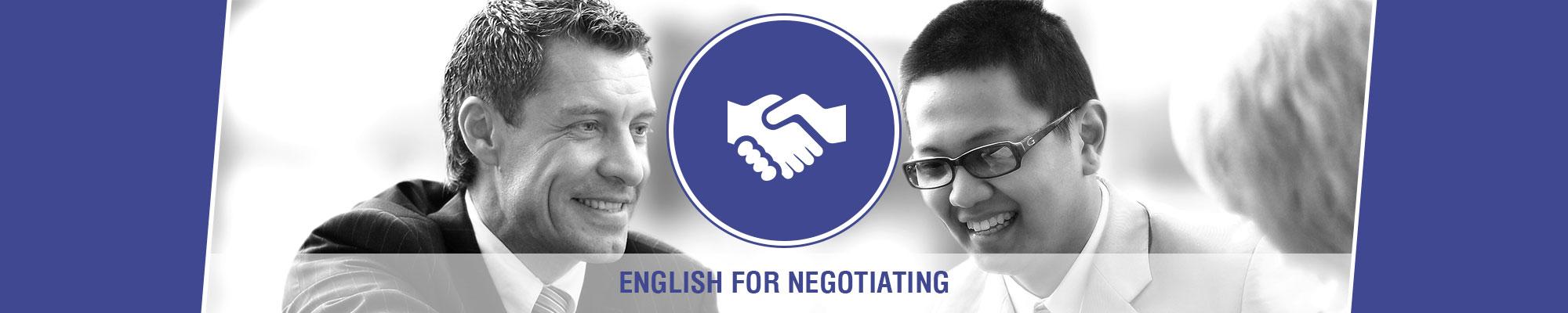 Anglokom Corporate Language Bangkok - English for Negotiations